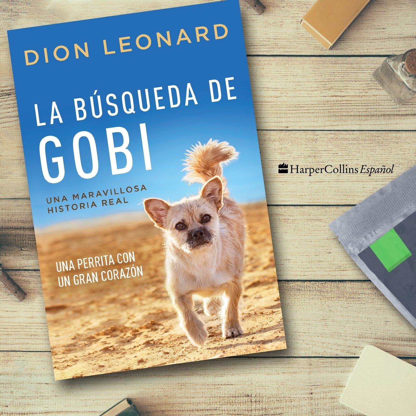 La Búsqueda De Gobi, Dion Leonard, Gobi the Dog, Finding Gobi, Español