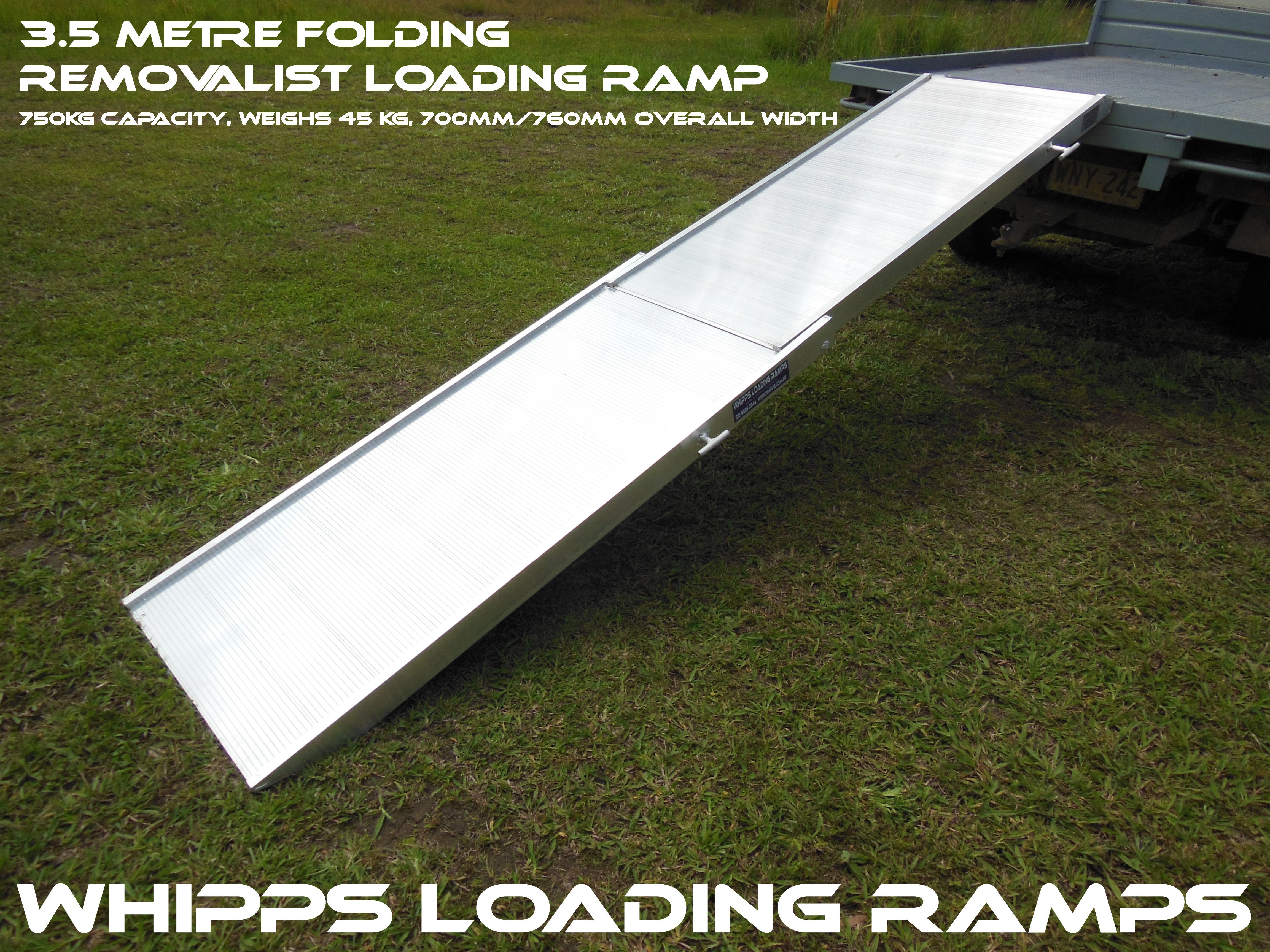 heavy duty removalist ramp
