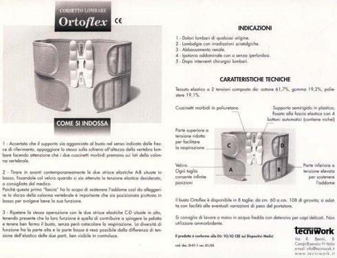 articoli per il busto, prodotti per il busto, prodotti ortopedici