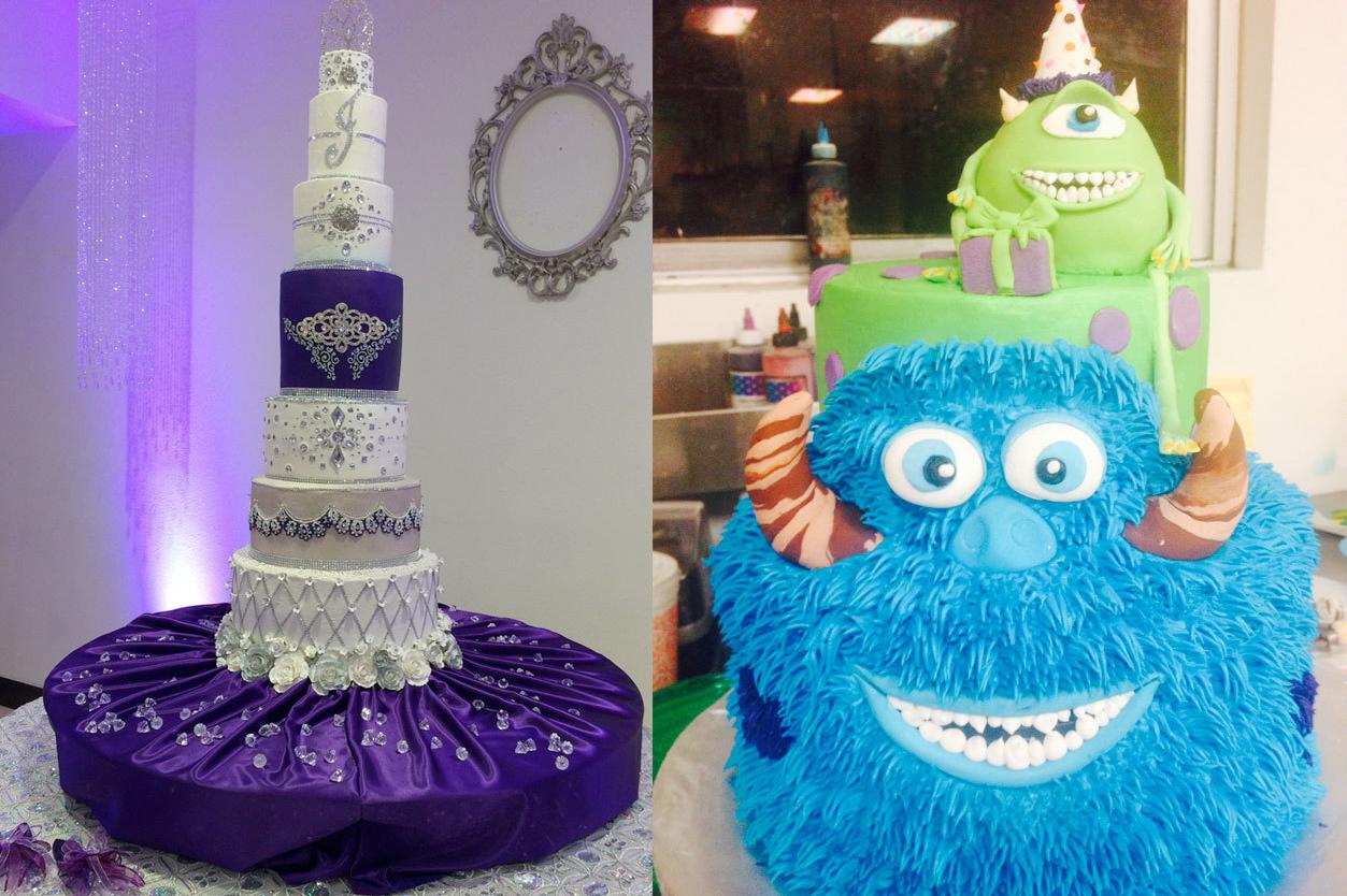 Anniversary Cakes, Laredo, TX