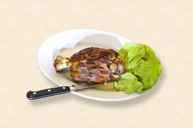 stinco di carne