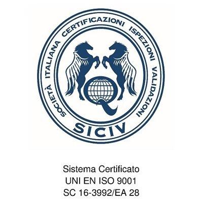certificazioni UNI EN ISO 9001