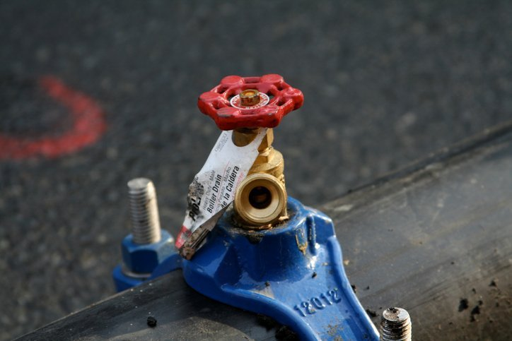 water pipe repair services