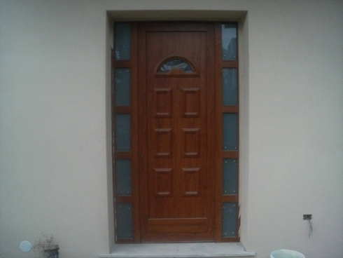 PVC Porta