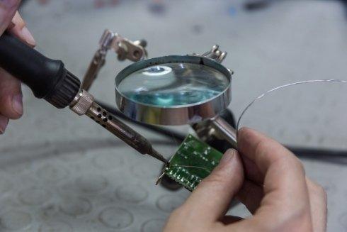 Elettronica, laboratorio, Faac, Aprimatic,