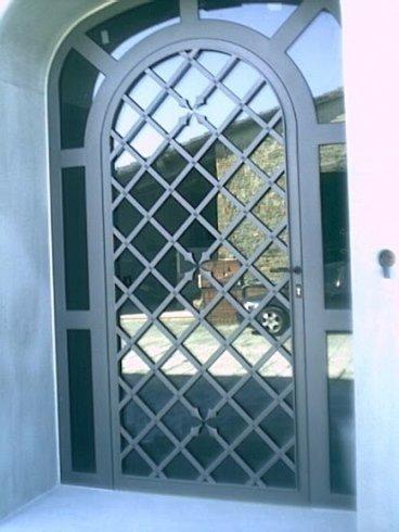 Inferriate firenze g g g venturini - Inferriata porta ...