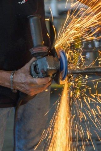 Lavorazione articoli in ferro GGG Venturini