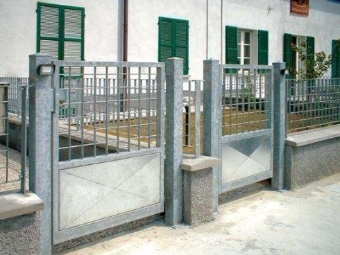 cancelli automatici in ferro