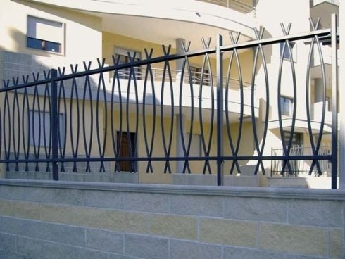 recinzioni in ferro su misura