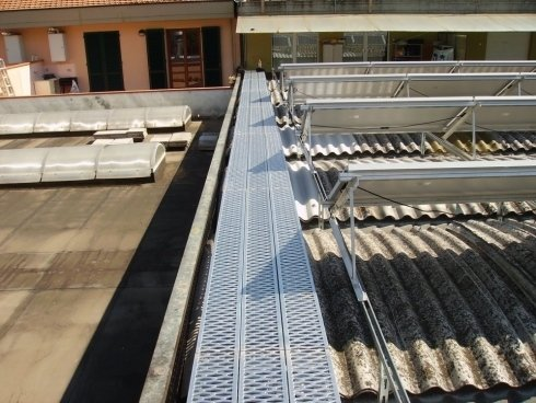 accessori pannelli solari