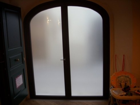 finestra ad arco