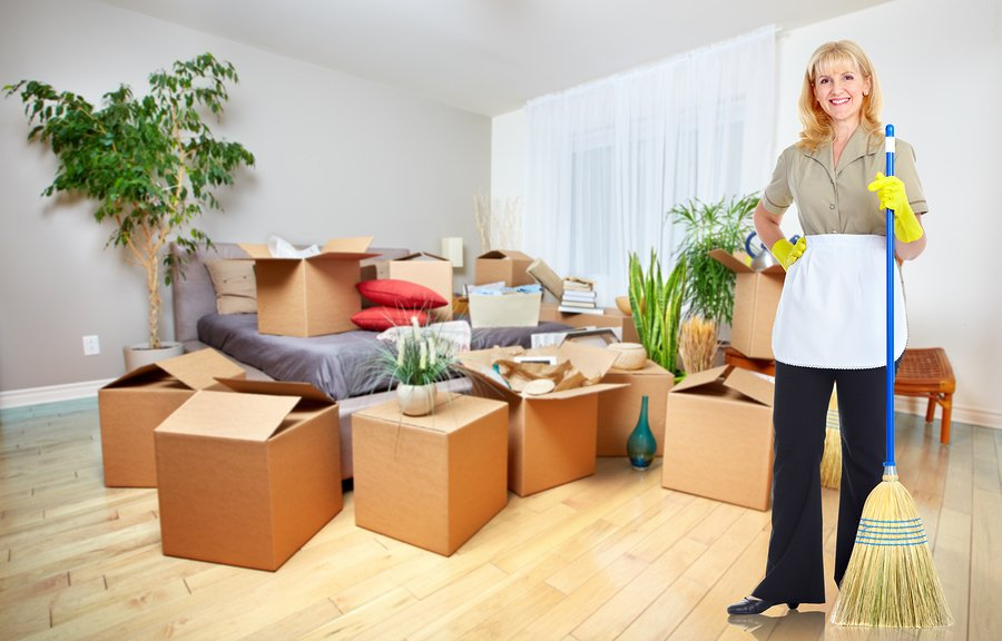 Move out Cleaning Service in Chicago - Moving in Home Cleaning ...
