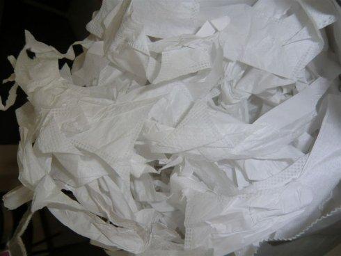 bobine idroval, carta riciclata,carta da macero