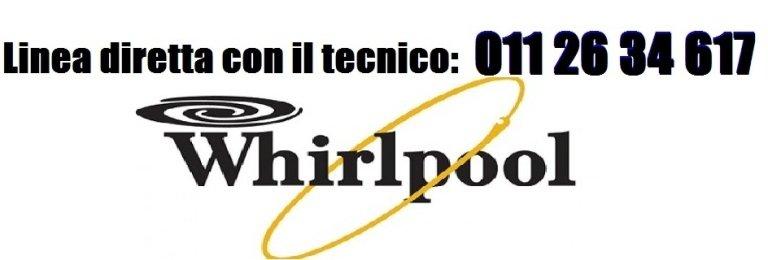 Assistenza Whirlpool Torino