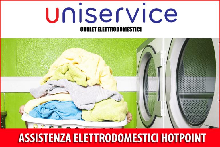 Assistenza Elettrodomestici Hotpoint - Torino - Uniservice