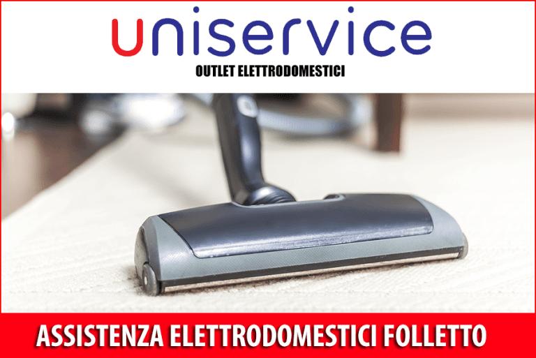assistenza elettrodomestici folletto