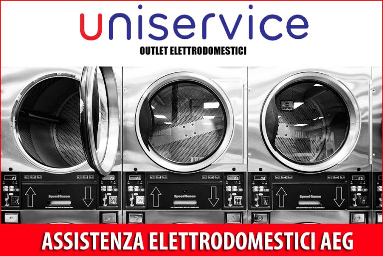 assistenza elettrodomestici AEG