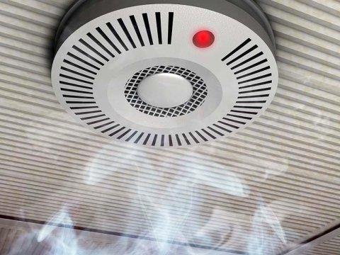 anti incendio rilevazione fumi