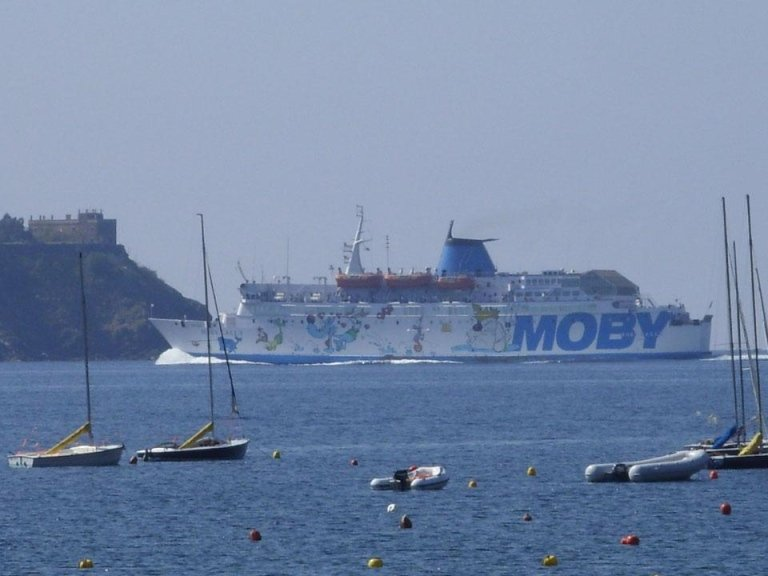 Moby Lally Ferry