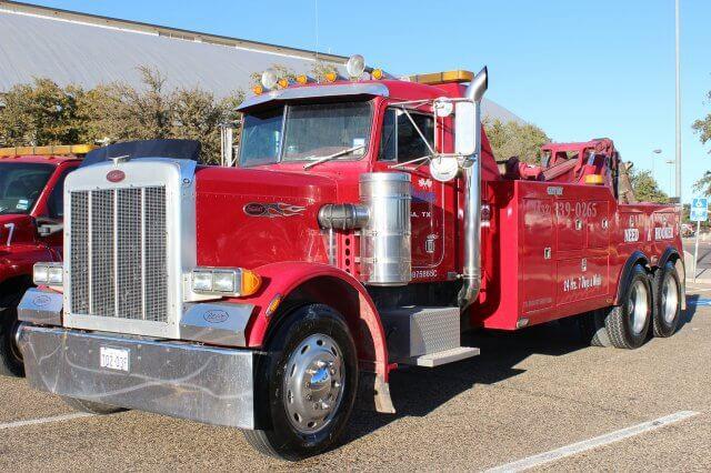 Towing Service Big Spring, TX