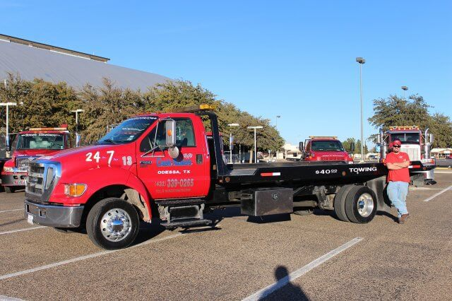 Towing Service Big Spring, TX