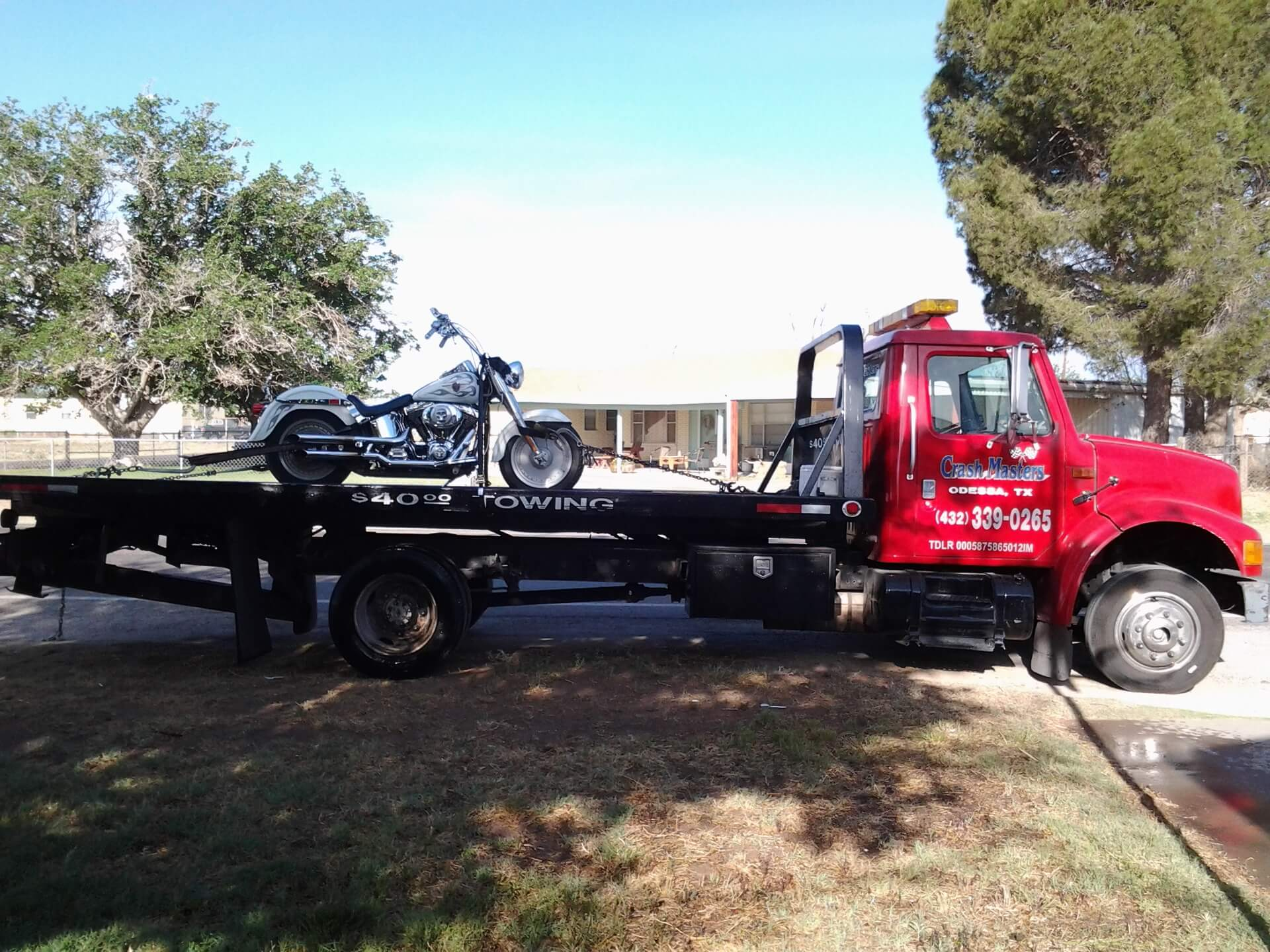 Towing Service Pecos, TX