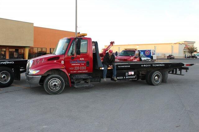 Wrecker Service Pecos, TX