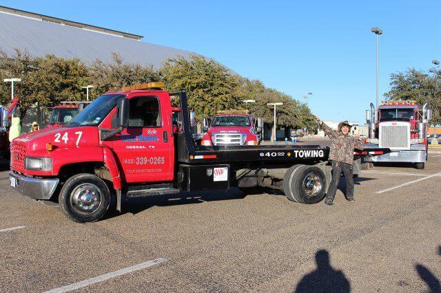 Wrecker Service Odessa, TX