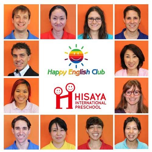 Happy English Club