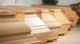 arredo funebre, feretri, articoli funerari
