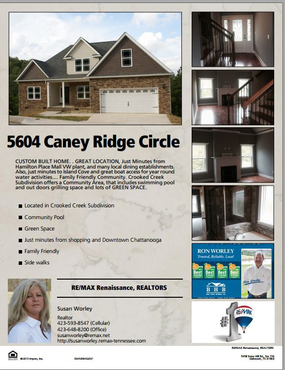 caney ridge circle home