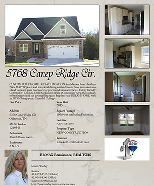 caney ridge circle home for sale with susan worley