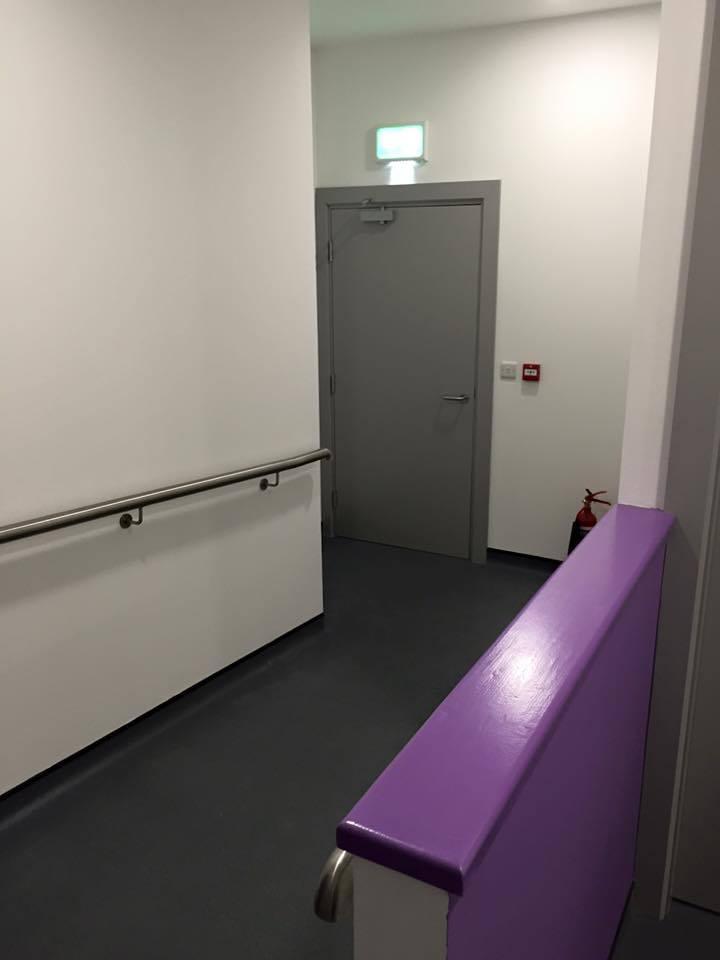 Our corridor area