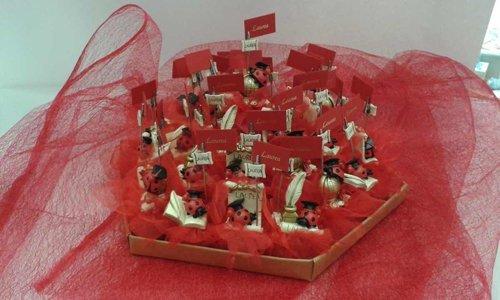 confezioni regali rosso
