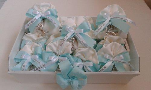 sacchettini per caramelle o confetti a marchio Adele