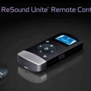 ReSound remote control