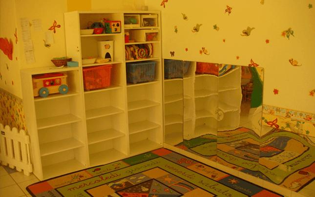 Aule per bambini