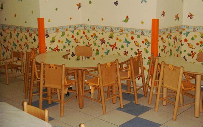 Sala pranzo e mensa