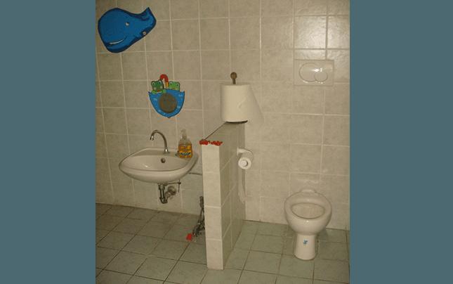 bagnetti a portata di bimbo