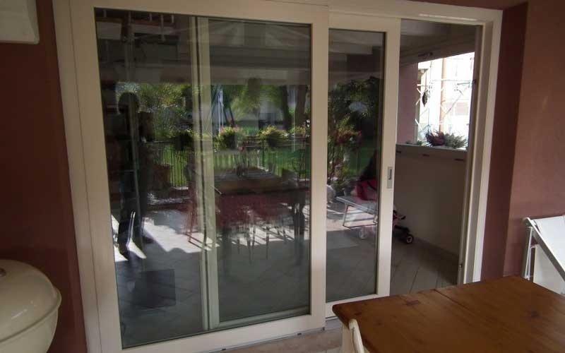 produzione finestre scorrevoli