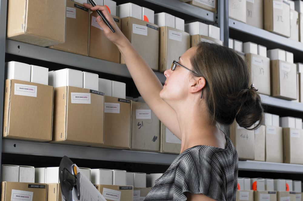 Business Owner Uses Storage Units As A Solution For Excess Files In Loveland,  OH