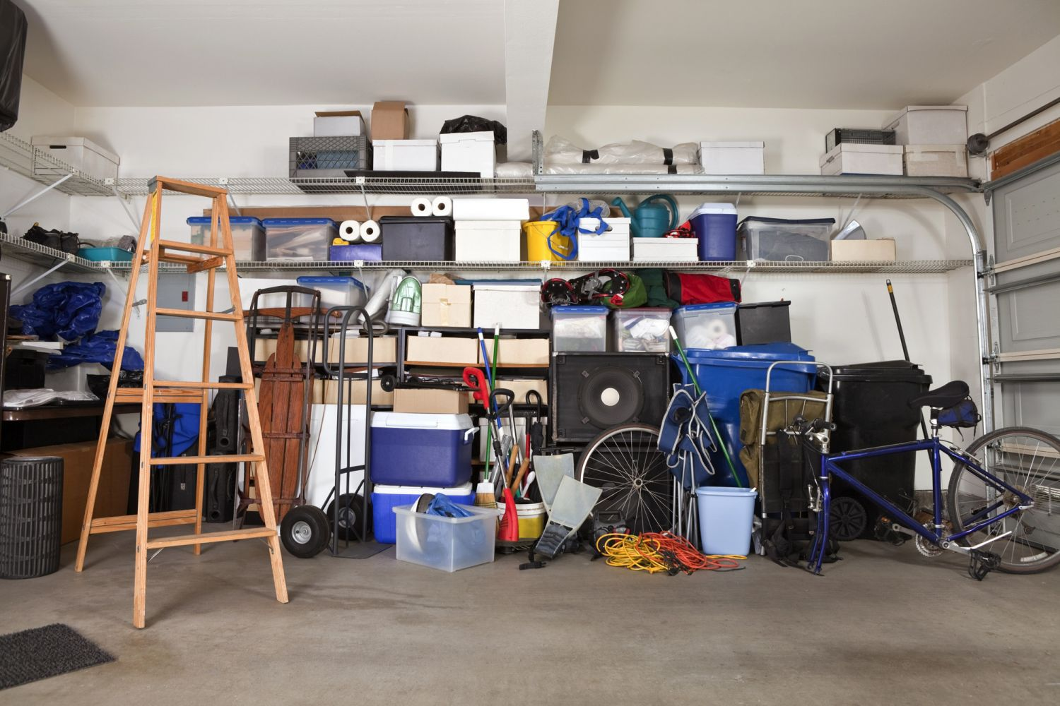 Put Your Garage Clutter In One Of Our Storage Units In Loveland, OH