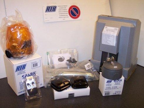kit motori per automatizzare cancelli
