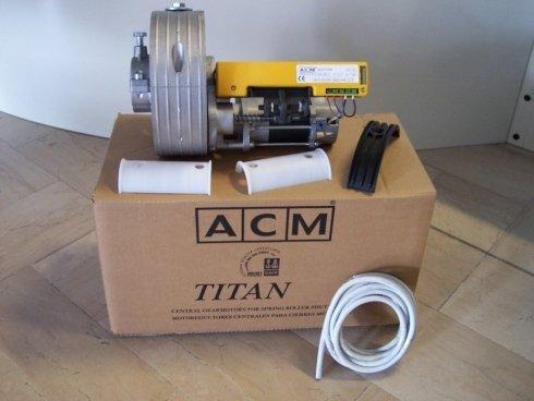 motori per automatizzare serrande e cancelli