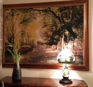 Lampada Arte Persiana