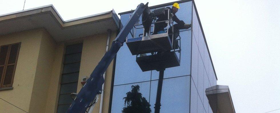 pulizia edifici Nuova Solex