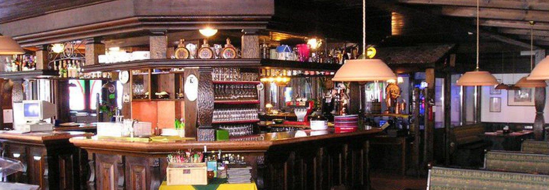 Vista interna di Birriera Steak House a Zanè