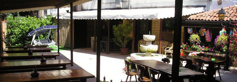 Vista esterna di Birriera Steak House a Zanè