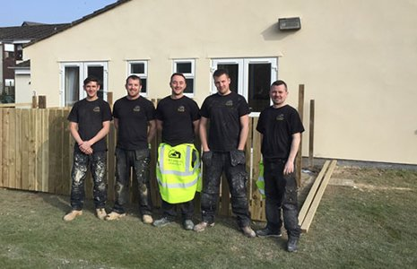 Our property renovation team