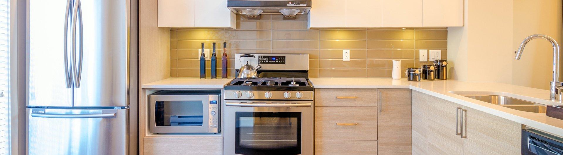 Kitchen refurbishments